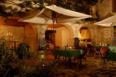 Restaurant La Cour Saint Etienne Siret
